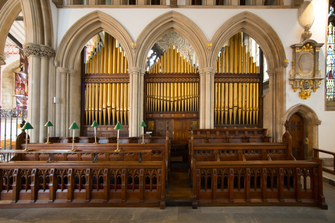St Johns Organ